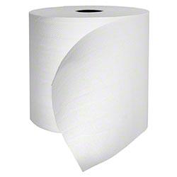 "Morcon™ Mor-Soft™ White TAD Hardwound Towel-10"" x 500'"