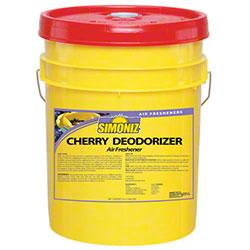 Simoniz® Water-Based Deodorizer - 5 Gal., Cherry