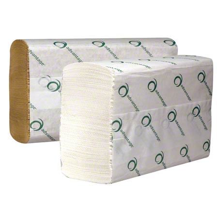 Advantage® Renature® Multi-Fold Towels - Natural