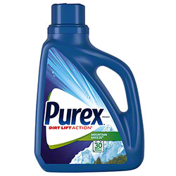 Purex® Ultra Laundry Detergent - 75 oz., Mountain Breeze®