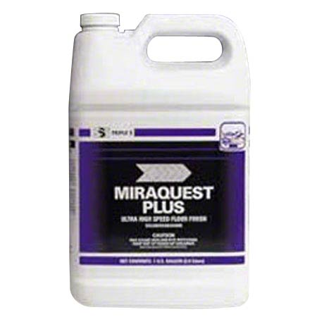 SSS® Miraquest Plus Ultra High Speed Floor Finish - Gal.