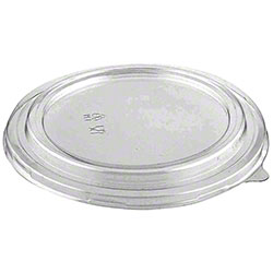 PET Dome Lid for 40oz 184mm Container