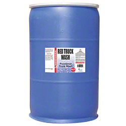 Harvard Red Truck Wash Powdered Auto Detergent - 400 lb Drum