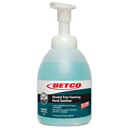 Betco® Alcohol Free Foaming Hand Sanitizer - 550 mL