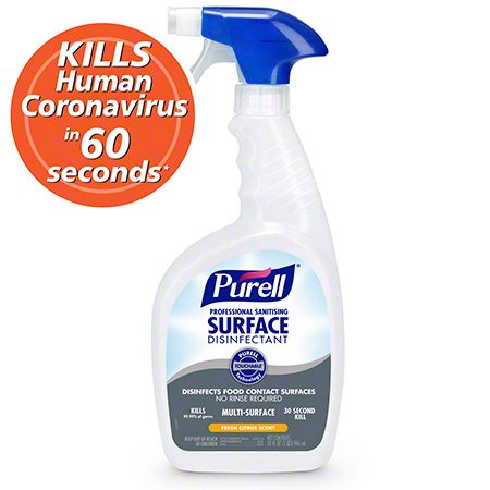 GOJO® Purell® Professional Surface Disinfectant - 32 oz.