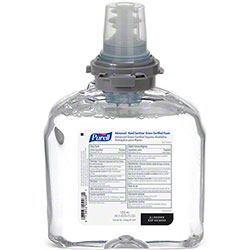 GOJO® Purell® Advanced Green Certified  Instant Hand Sanitizer Foam - 1200 mL TFX-12™