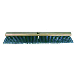 PRO-LINK® Floor Brush, Gray Flagged Plastic - 18""
