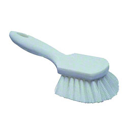 PRO-LINK® Hand Scrub Utility or Pot Brush - Long, Blue