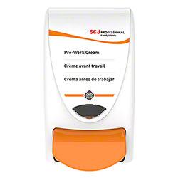SCJP Protect Dispenser - White