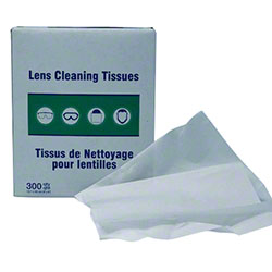 "Lens Cleaning Tissue - 5"" x 8"""