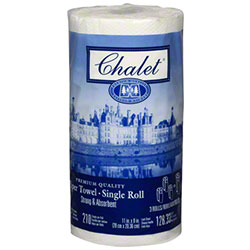 Metro Paper Chalet® White Household Towel - 210 ct.