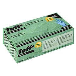 Wayne Tuff® Blue Disposable Nitrile Glove - XL