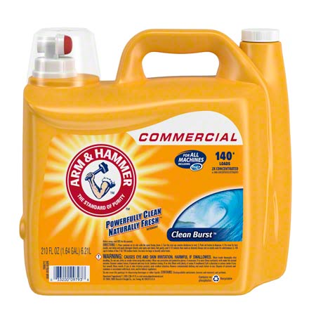 Arm & Hammer™ Clean Burst Laundry Detergent - 210 oz.
