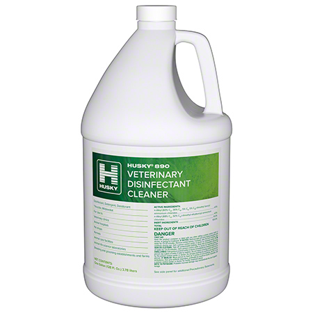 Husky® 890 Veterinary Disinfectant Cleaner - Gal.