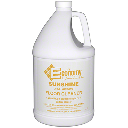 Economy Sunshine Floor Cleaner - Gal.