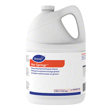 Diversey™ Hot Springs™ General Purpose Cleaner - Gal.