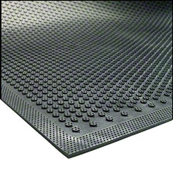 M + A Matting Safety Scrape™ - Black, 3' x 10'