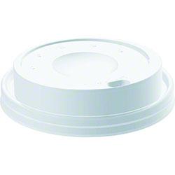 Dart® Cappuccino Lid - White