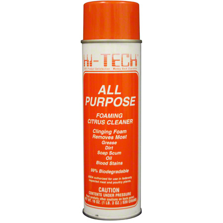 Hi Tech All Purpose Cleaner - 19 oz. Net Wt.