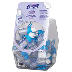 GOJO® Purell® 2GO w/Display Bowl - 0.5 fl oz.