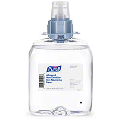 GOJO® Purell® Advanced Hand Sanitizer Skin Nourishing Foam - 1200 mL FMX-12™