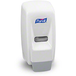 GOJO® Purell® 800 ml Bag-in-Box Dispenser - White