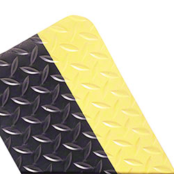 Notrax® Cushion Trax™ - Black/Yellow