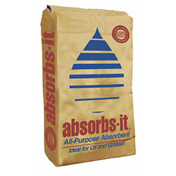 Oil-Dri® Absorbs-It® Granular Absorbent - 50 lb. Bag