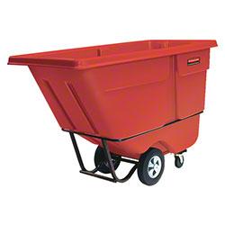 Rubbermaid® 1/2 cu yd. Tilt Truck - Standard, Red