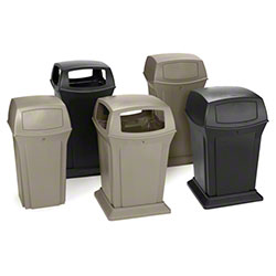 Rubbermaid® Ranger® Classic Containers
