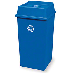 Rubbermaid® Indoor Station Container - 50 Gal., Square