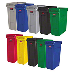 Rubbermaid® Slim Jim® Containers