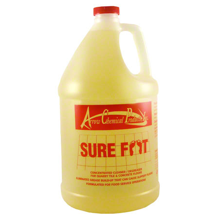 Arrow Sure Foot Quarry Tile Cleaner - Gal.