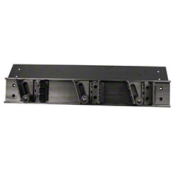 "Geerpres® Three Expando Gripits® On 18"" Mounting Bar"