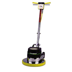 "NSS® Thoroughbred Floor Machine-20"", 1.0 HP, w/Pad Driver"