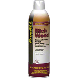 ProsALL® RichWood™ Lemon Crème Polish - 17 oz. Net Wt.