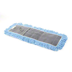 AGF Astrolene Slip-On Looped-End Treated Dust Mop - 24""