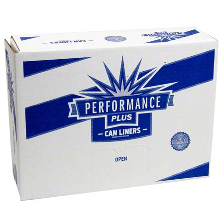 Performance Plus™ Low Density-43 x 47, Municipal, Black