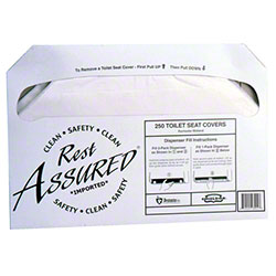 Impact® Rest Assured® 1/2 Fold 25RA-A Seat Cover