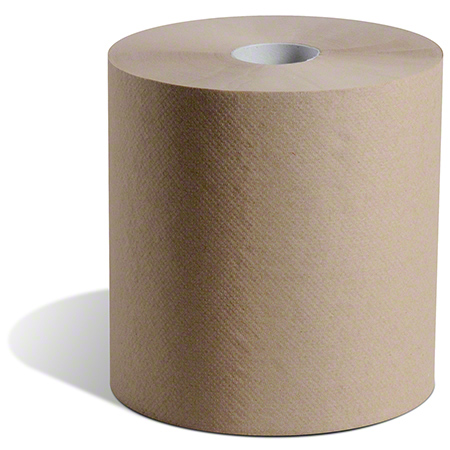 "SSS® Astoria Hardwound Roll Towel - 8"" x 800', Kraft"