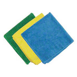 """SSS® MicroPower Cloth - 16"""" x 16"""", Yellow"""