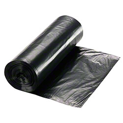 SSS® Market Value Blended LLDPE Black Can Liners