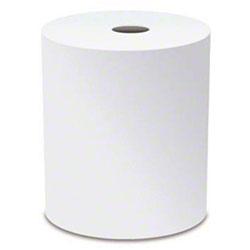 """Von Drehle Elegance™ TAD White Hardwound Towel - 10""""x800'"""