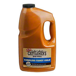 French's® Cattleman's® Carolina Tangy Gold BBQ Sauce