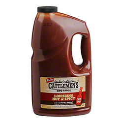 French's® Cattleman's® Louisiana Hot & Spicy BBQ Sauce