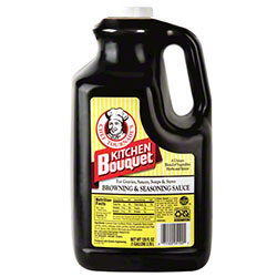 Kitchen Bouquet® Browning & Seasoning Sauce - 4/Gal.