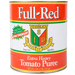 Full-Red Extra Heavy Tomato Puree - 6/10