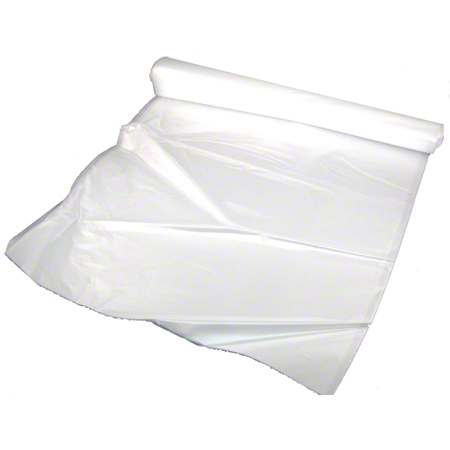High Density Clear Roll Liner - 24 x 24, 6 mic