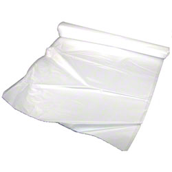 Low Density Clear Can Liner - 24 x 23, .35 mil