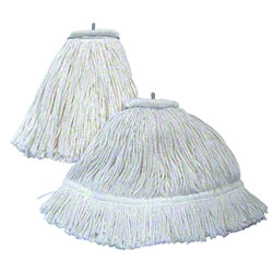 Layflat® Screw-Type Cut-End Rayon Wet Mop Head